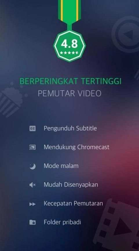 Pemutar Video Semua Format - XPlayer screenshot 13