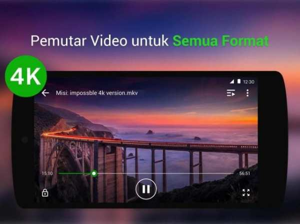 Pemutar Video Semua Format - XPlayer screenshot 12