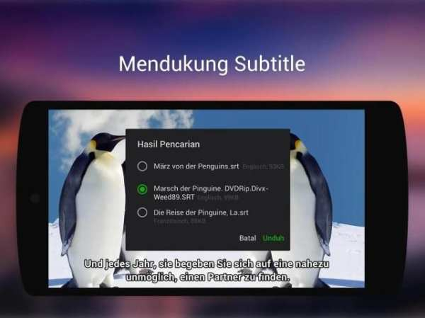 Pemutar Video Semua Format - XPlayer screenshot 7