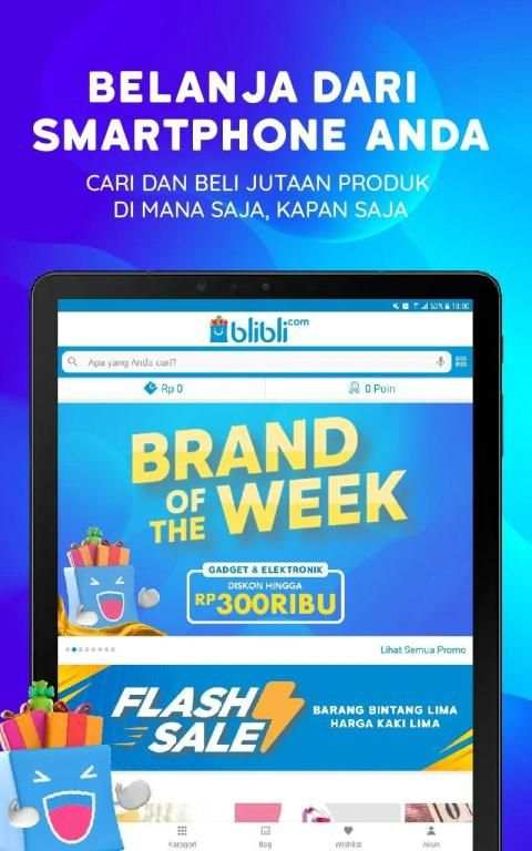 Blibli.com - Online Mall screenshot 6