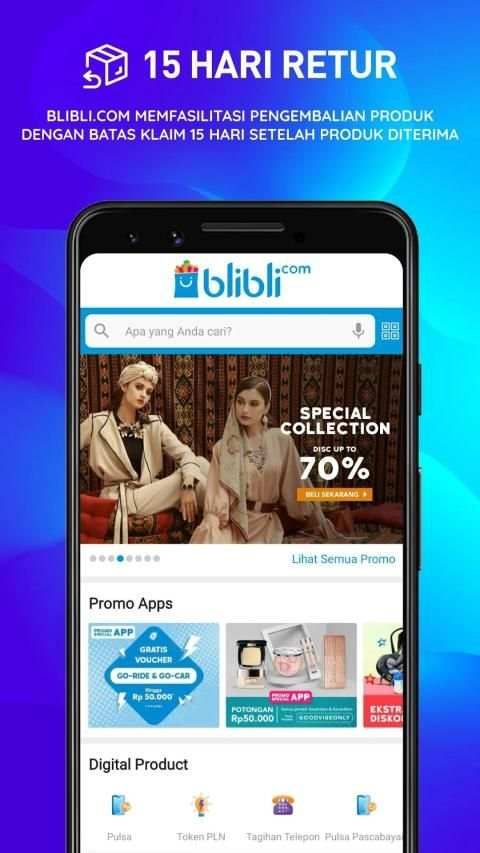Blibli.com - Online Mall screenshot 11