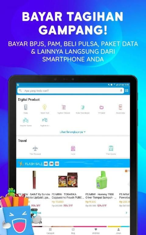 Blibli.com - Online Mall screenshot 2