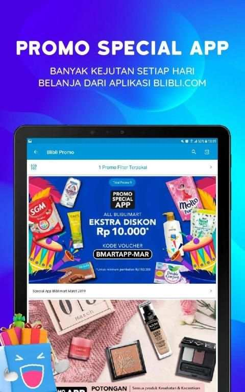 Blibli.com - Online Mall screenshot 3