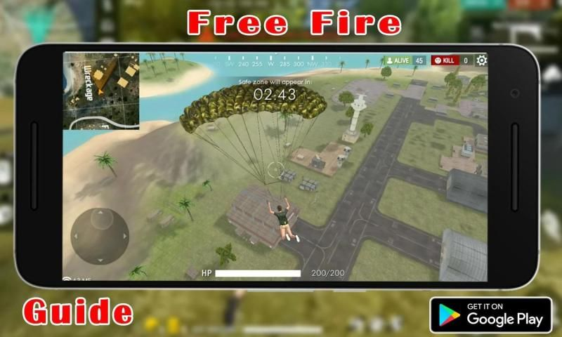 Fire New Guide For Free_Fire 2019 screenshot 3