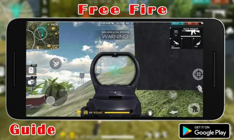 Fire New Guide For Free_Fire 2019 screenshot 1
