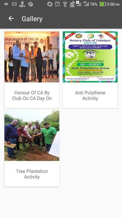 Rotary Club Udaipur screenshot 4