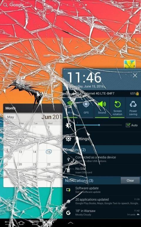 Crack your Mobile Screen prank screenshot 3