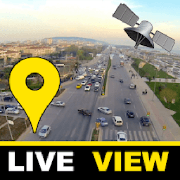 Gps live Satellite View : Street & Global Maps icon