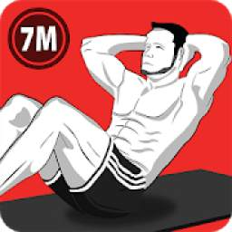 7 Minute Abs Workout - Six Pack in 30 Days