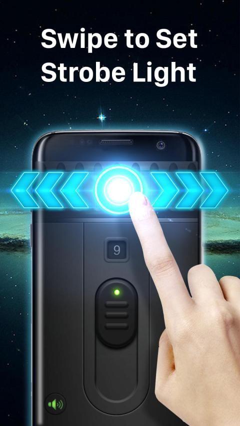 Super-Bright LED Flashlight screenshot 5