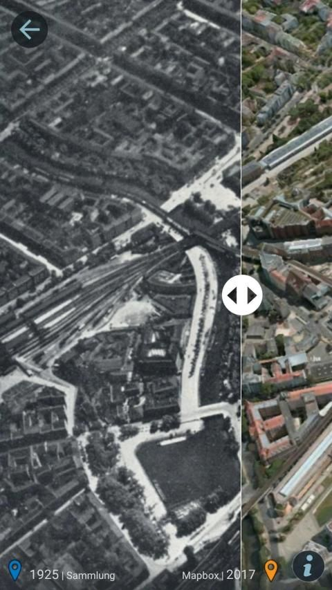 berlinHistory - Berlin history by location 12 تصوير الشاشة