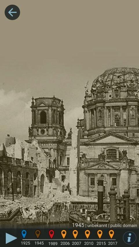 berlinHistory - Berlin history by location 13 تصوير الشاشة