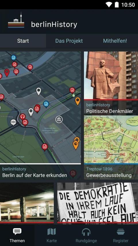berlinHistory - Berlin history by location screenshot 16