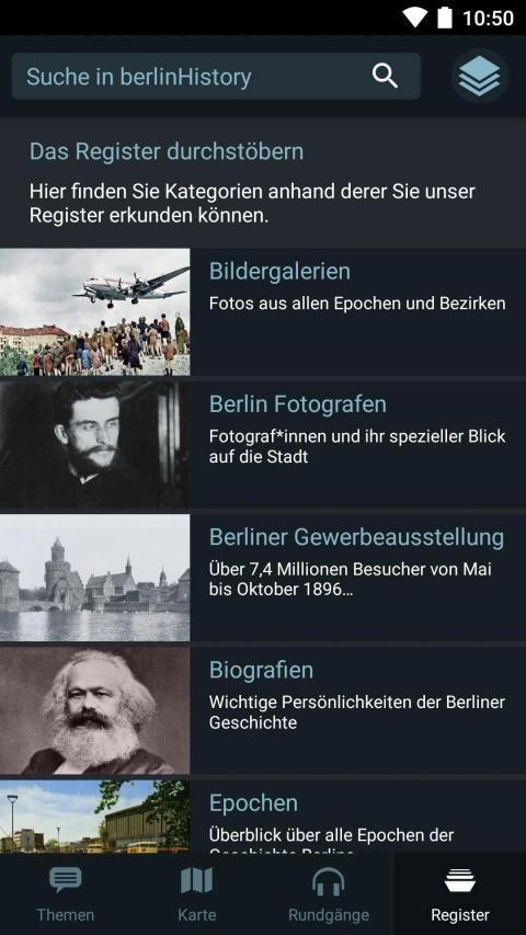 berlinHistory - Berlin history by location 9 تصوير الشاشة