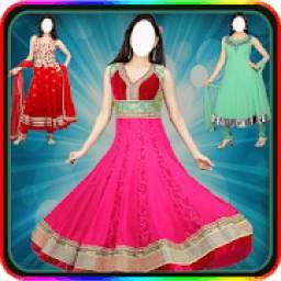 Women salwar photo suit