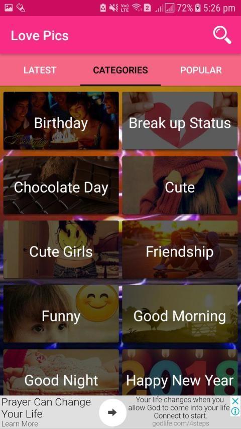 Latest Love Images screenshot 3