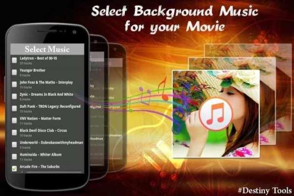 Video Movie Slideshow Maker - Video Maker screenshot 1
