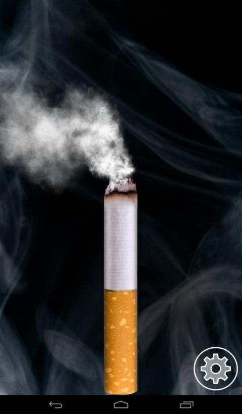 Virtual Cigarette Smoking (prank) screenshot 2
