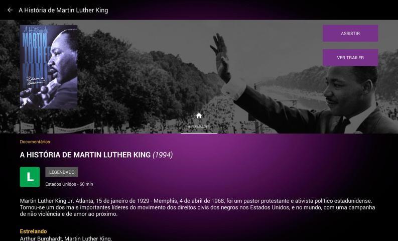 NetMovies screenshot 2
