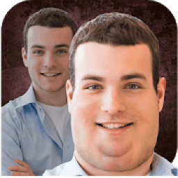 Make Me Fat Funny Photo Booth icon