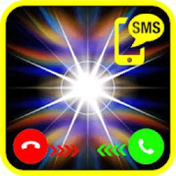 Flash Alert : Call & Sms Blinking