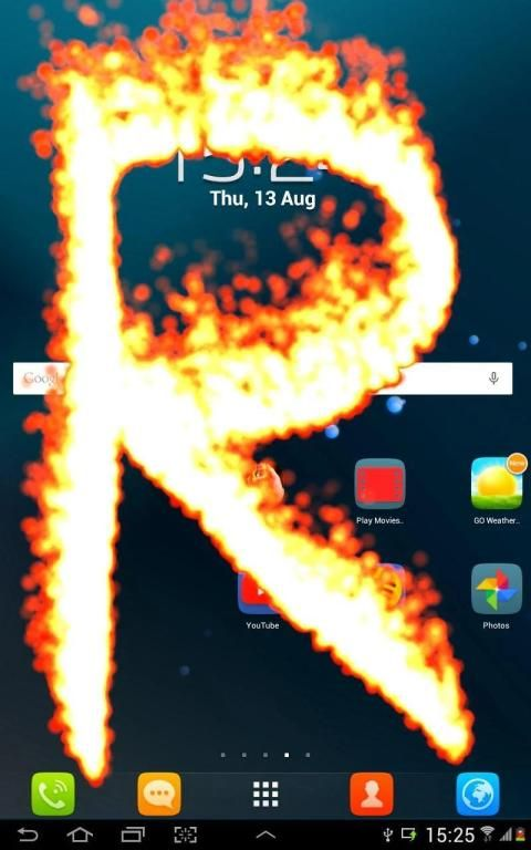 Fire Phone Screen simulator 8 تصوير الشاشة