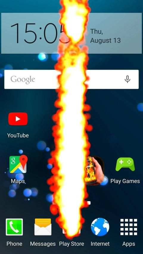 Fire Phone Screen simulator 14 تصوير الشاشة
