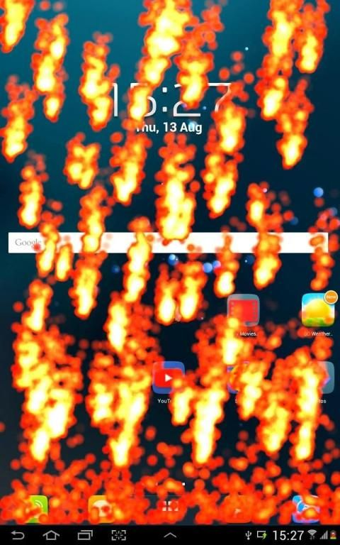 Fire Phone Screen simulator 6 تصوير الشاشة