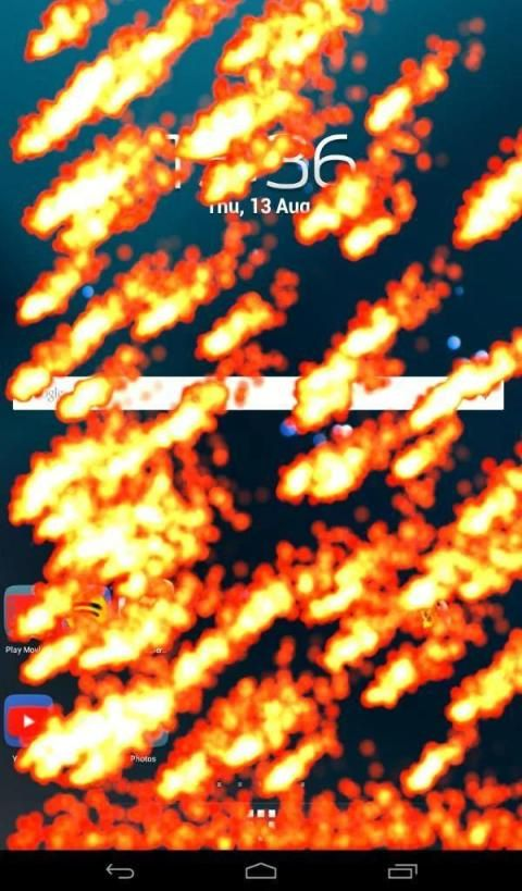 Fire Phone Screen simulator 1 تصوير الشاشة
