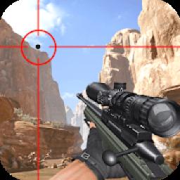 Mountain Shooting Sniper أيقونة