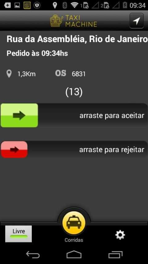 Anjos Driver - Motorista screenshot 2