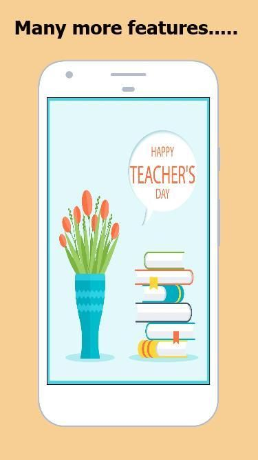 Teachers Day Greetings screenshot 1