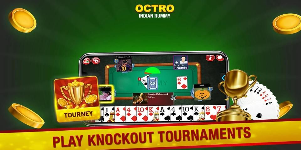 Indian Rummy (13 & 21 Cards) by Octro स्क्रीनशॉट 6