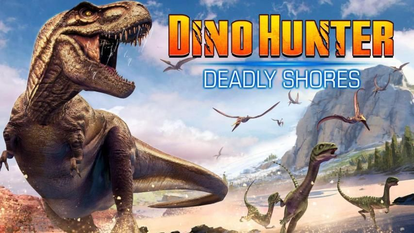 DINO HUNTER: DEADLY SHORES screenshot 6
