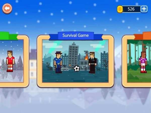 Happy Soccer Physics - 2017 Funny Soccer Games screenshot 7