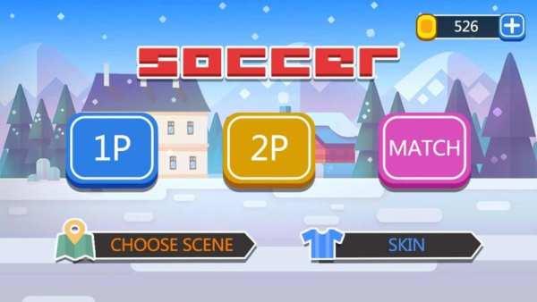 Happy Soccer Physics - 2017 Funny Soccer Games screenshot 1