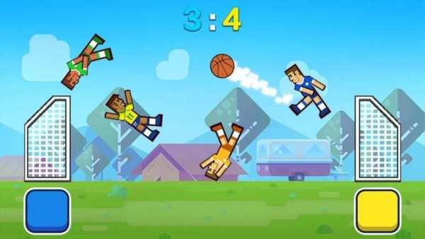 Happy Soccer Physics - 2017 Funny Soccer Games screenshot 13