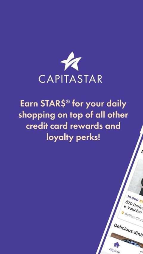 CapitaStar screenshot 5