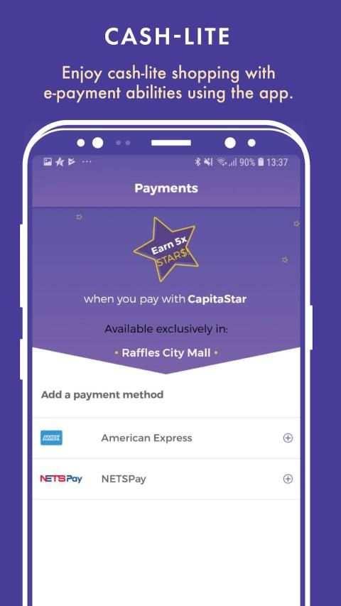 CapitaStar screenshot 1