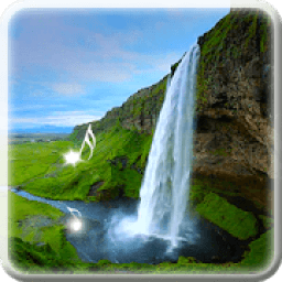 Waterfall Sound Live Wallpaper أيقونة