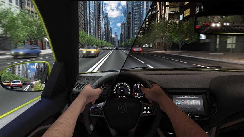 Driving Zone: Russia screenshot 6