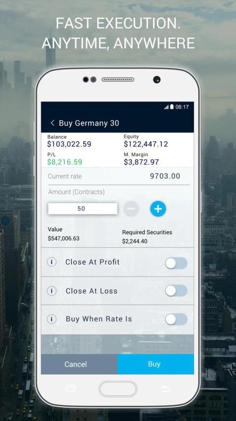 Xtrade - Online Trading screenshot 7