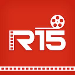 R15 - Pro Video maker आइकन