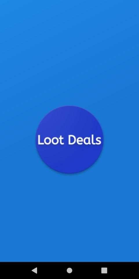 Loot Deals - Best Daily Deals,Offers and Coupons screenshot 2