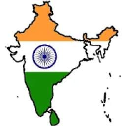 States of India - maps, capitals, tests, quiz