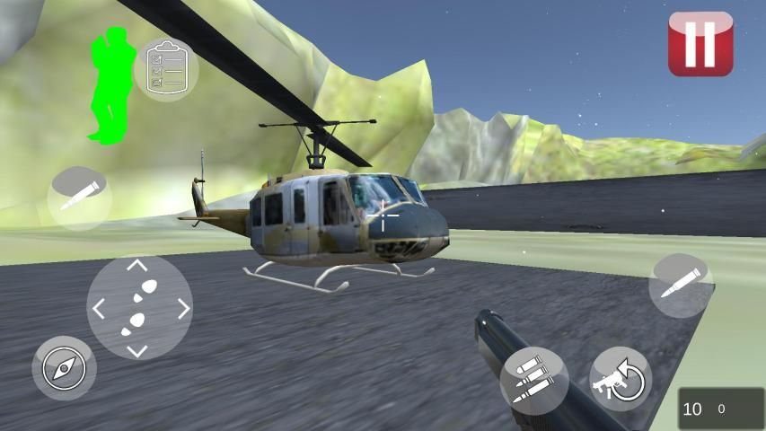 Code Red -first person shooting game 1 تصوير الشاشة