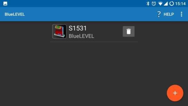 BlueLEVEL 9 تصوير الشاشة