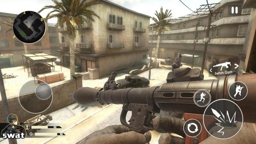 Critical Strike Shoot Fire V2 6 تصوير الشاشة