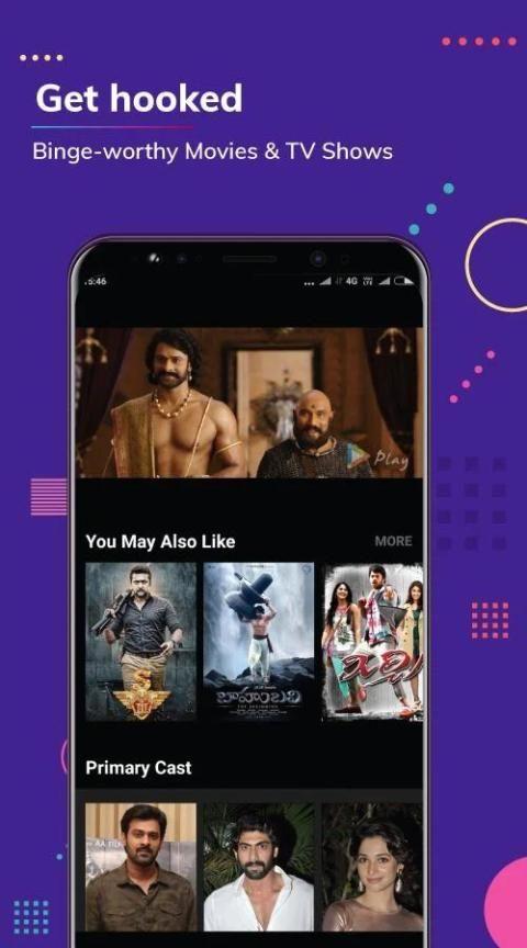 Hungama Play: Movies & Videos स्क्रीनशॉट 11