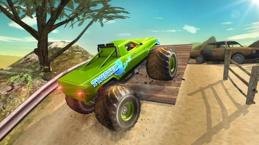 4X4 OffRoad Racer - Racing Games screenshot 4